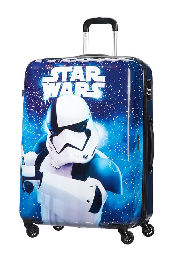 American Tourister Star Wars Legends 4-wheel 75cm large Spinner suitcase