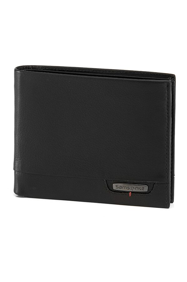 Samsonite Pro-Dlx 4S Slg Billfold 4cc + 2 Comp + C Holder